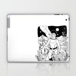 the space cowboy Laptop & iPad Skin