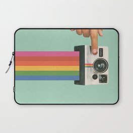 Take a Picture. It Lasts Longer. Laptop Sleeve