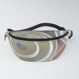 Weight Plates Fanny Pack