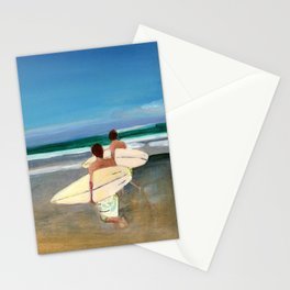 The Boys of Summer Stationery Cards