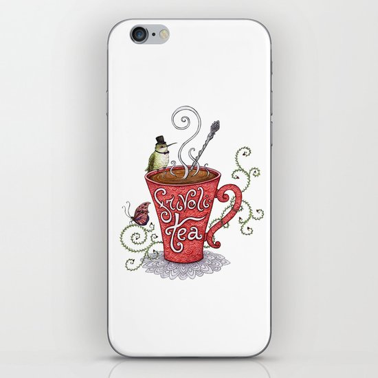 Frivoli-Tea iPhone & iPod Skin