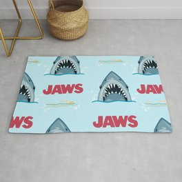 Shark Pattern no.1 Rug