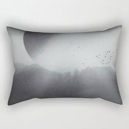 Spaces VIII - Singularity Rectangular Pillow