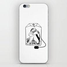 Lady Grey Tea iPhone Skin