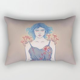 Armillaria Lady Rectangular Pillow
