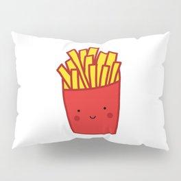 Kawaii French Fries Pillow Sham