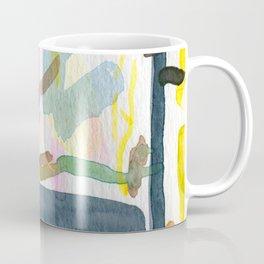 Abstract watercolor still life #2 Coffee Mug