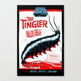 The Tingler Canvas Print