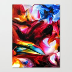 repertory modal Canvas Print