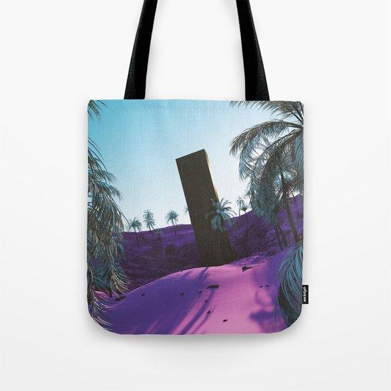Palm King Tote Bag