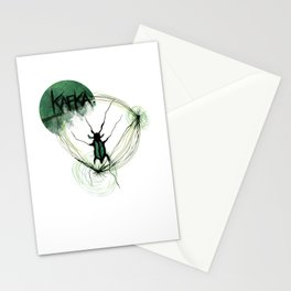 Kafka Hommage Stationery Cards