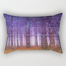 Indie Forest2 Rectangular Pillow