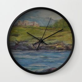 Castle Ruins MM151125-13 Wall Clock