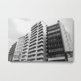 mixed use Metal Print