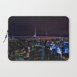 Top of the Rock Laptop Sleeve