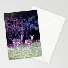 The Dear Deer Family Stationery Cards