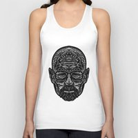 walter white Tank Tops featuring Walter White by Jamie Bryan