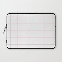WINDOWPANE ((pastel pink)) Laptop Sleeve