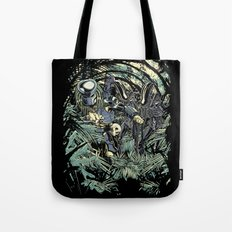 Welcome to the jungle. Tote Bag