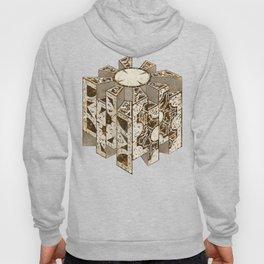 Hellraiser Puzzlebox C Hoody