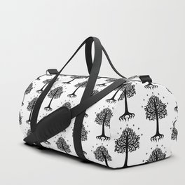 the ancient tree Duffle Bag
