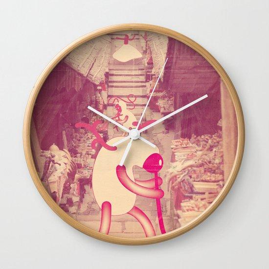 m e n d i c a n t i Wall Clock