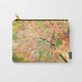 FALL CANOPY ABSTRACT Carry-All Pouch