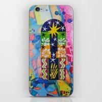 matisse iPhone & iPod Skins featuring Homage to Matisse by John Turck