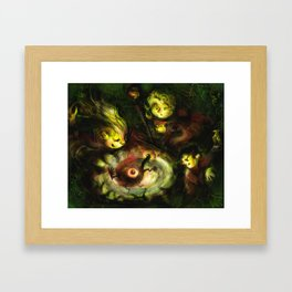 Secret Ingredient Framed Art Print