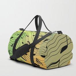 Music notes II Duffle Bag