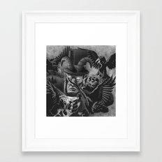 The Murder of Lincoln | Bioshock Infinite Framed Art Print
