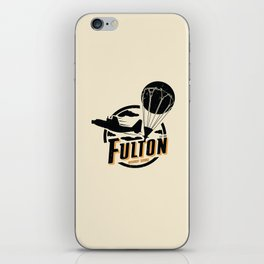 Fulton Recovery Service iPhone Skin