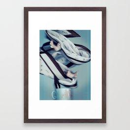 Liquefy Framed Art Print