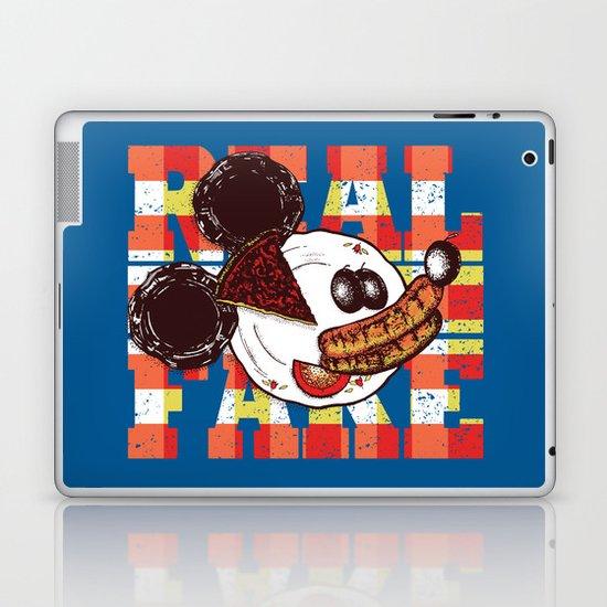 Real Fake Laptop & iPad Skin