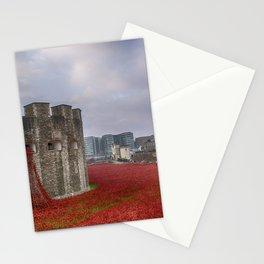 Blood Swept Lands Stationery Cards