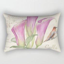 Macro flower #11 Rectangular Pillow