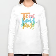 Je Ne Sais Pas Long Sleeve T-shirt
