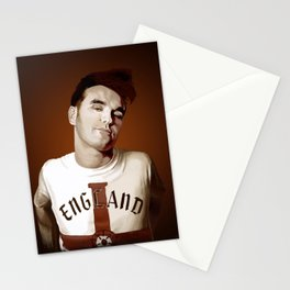 The Smiths singer Stationery Cards