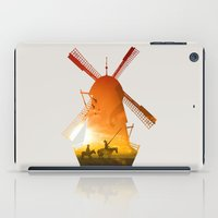 giants iPad Cases featuring Fighting Giants (light version) by DV designstudio