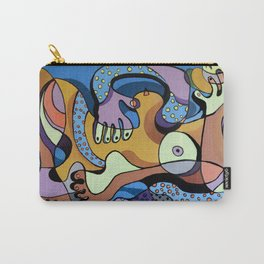 Reclining Nude #1 Carry-All Pouch