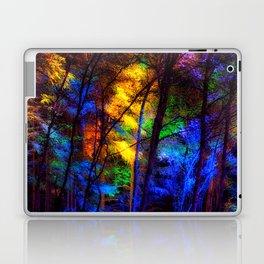 Rainbow Enchanted Forest Laptop & iPad Skin