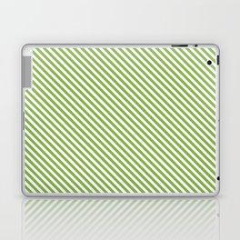 Greenery Stripe Laptop & iPad Skin
