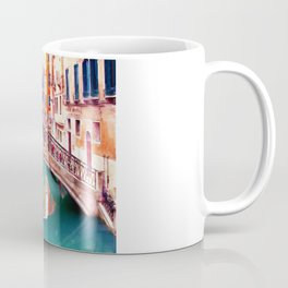 Small Bridge in Venice Coffee Mug