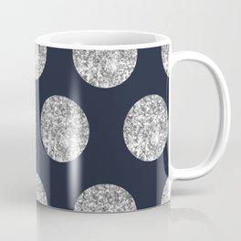 Glitter Pois Coffee Mug