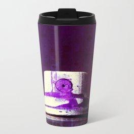 Sprayed Metal Travel Mug