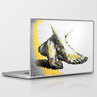 feet Laptop & iPad Skins featuring Crystal Feet by Latidra Washington