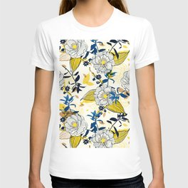 Flowers patten1 T-shirt