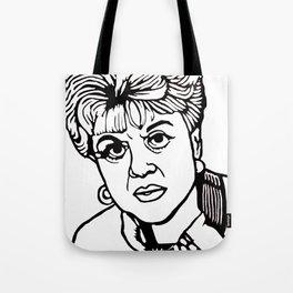 Jessica Fletcher Tote Bag