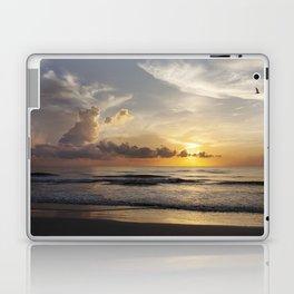 Sunrise over Water Laptop & iPad Skin