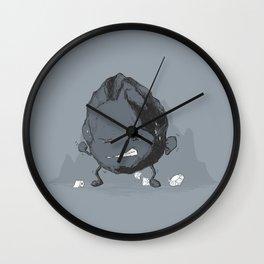 Pressure Wall Clock